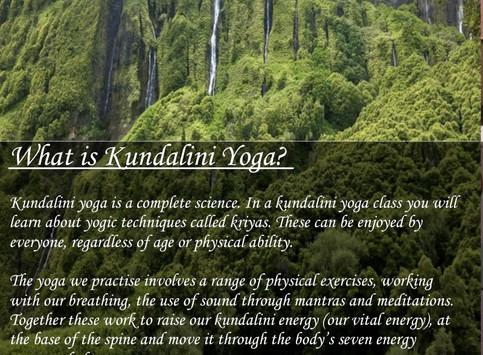 Yoga Masterclasses in Faja Grande in Flores Island-Azores