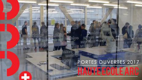 HE-ARC - Portes ouvertes 2018