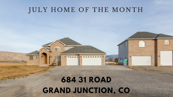 July Home Of The Month