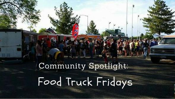 Community Spotlight: Food Truck Fridays