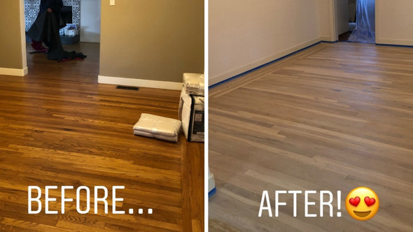 How to Modernize Your Old, Wooden Floors