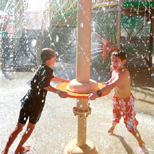 Splash in the Sun: Kid Friendly GJ Water Fun