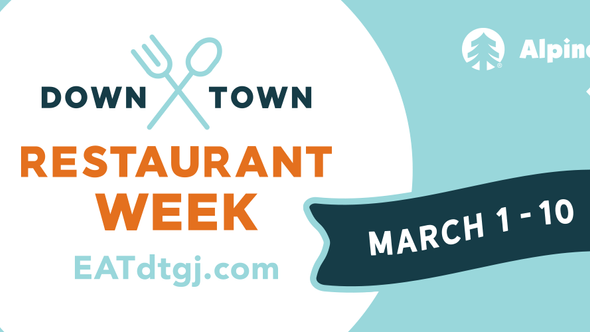 Clear your schedule for Downtown Restaurant Week!