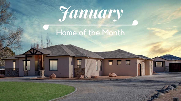 January Home of the Month