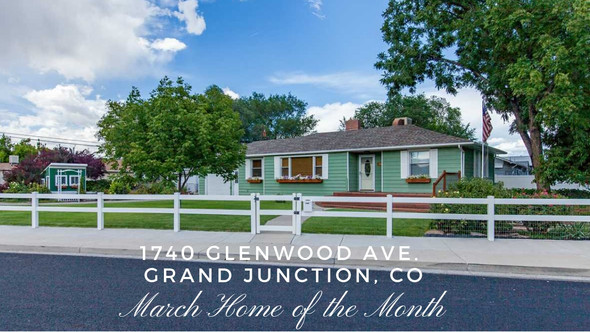 March Home of the Month