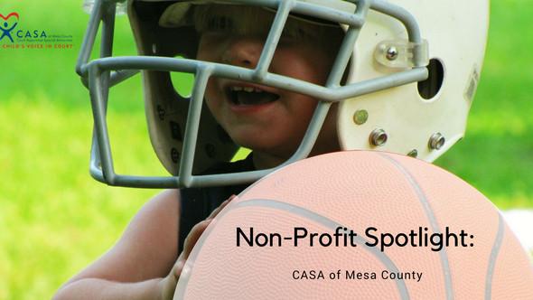 Nonprofit Spotlight:  CASA of Mesa County