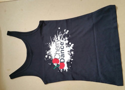 Cherry Dance Tops for Ladies