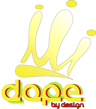 Dope by design logo