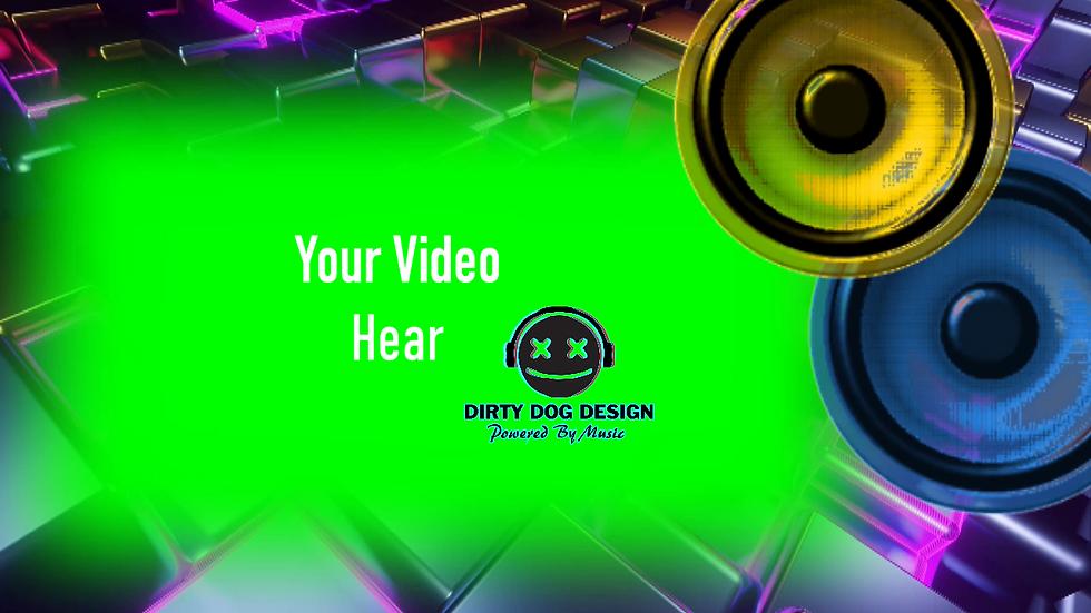 Animated Livestream template 03