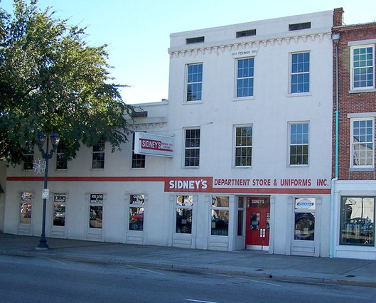 Sidney's Department Store