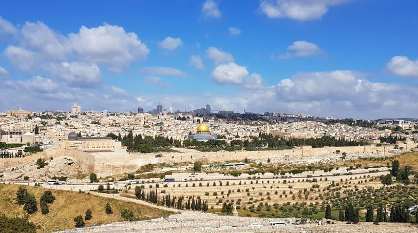 The City of Jerusalem