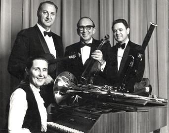 Baroque Quartet, 1970