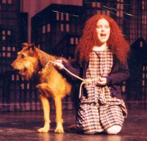 Mara Price as Annie