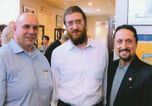 The Three Augusta Rabbis