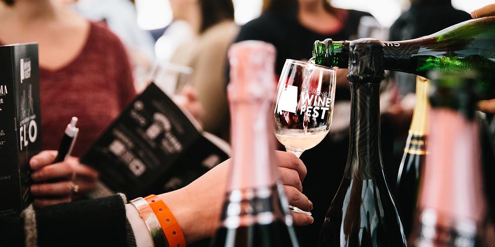 Florence Wine Fest 2019