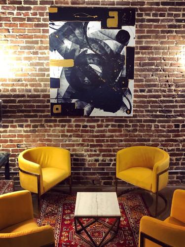 Luxurious Lounge Seating