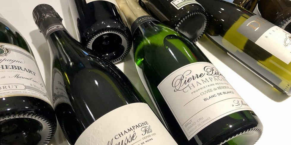 Holiday Grower Champagne Dinner: Skurnik Wines & Terry Theise Selections