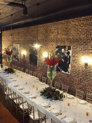 Dinner Parties for up to 60 People