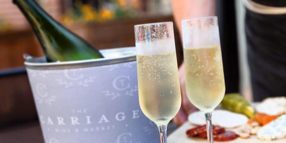 Wine 101: Champagne & Sparkling Wine