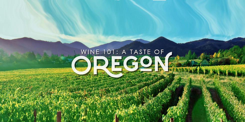 Wine 101: A Taste of Oregon w/ Amalie Robert Winemakers Dena Drews and Ernie Pink