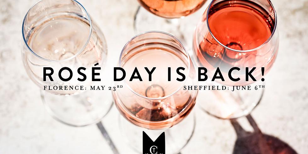 Rosé Day 2021: Sheffield Edition