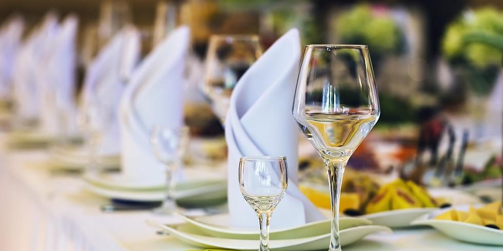 Premium Champagne & Bourgogne Wine Dinner