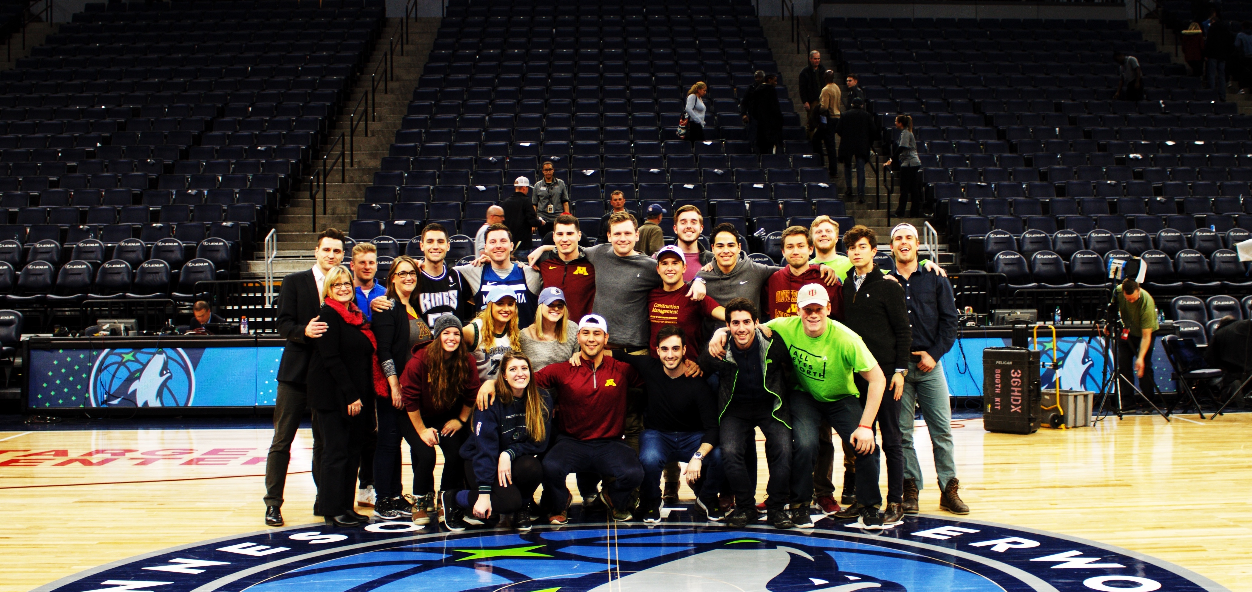 CFMSA - Timberwolves Game