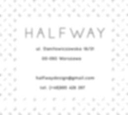 halfway design, halfway, polish fashion, kontact halfway, anna wiszniewska, fashion design, polish fashion, warszawa