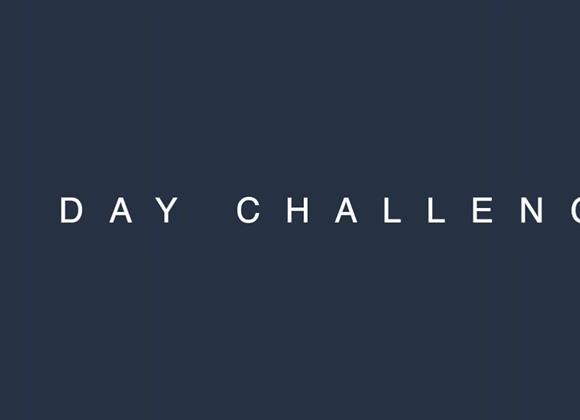 14 Day Challenge: Days 8-14