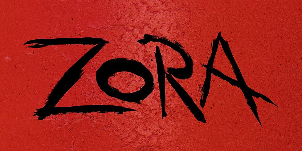 ZORA  - Freilichtpremiere Dählhölzliwald Bern