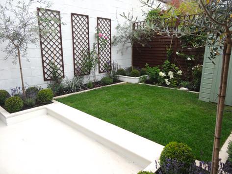 Mews House Garden