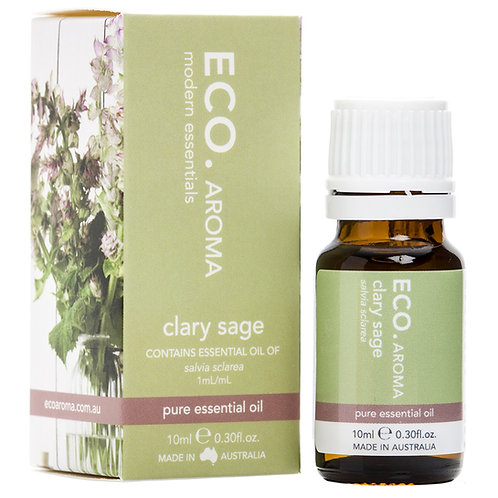 ECO Aroma Essential Oil Clary Sage 10ml
