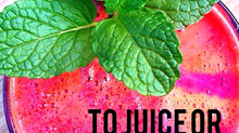 To Juice or not to Juice? That is the question!