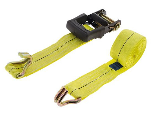 HEAVY DUTY RATCHET TIEDOWN STRAP