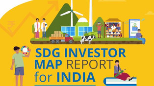 SDG Investor Map for India Report 2020