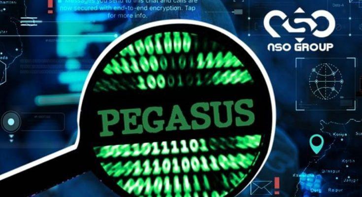Pegasus spyware snoopgate