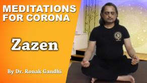 Zazen – Silent Sitting Meditation