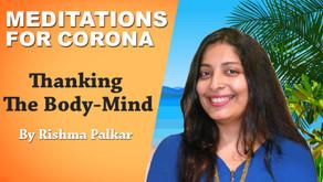 Gratitude Meditation : Thanking body & mind