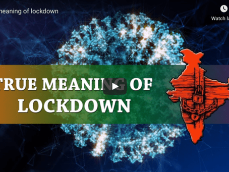 The True Meaning of Lockdown