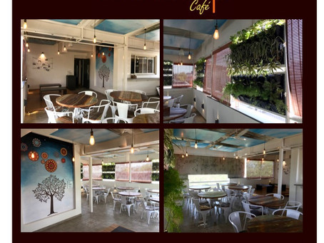 Inauguration of Friendship Cafe' on 1st March
