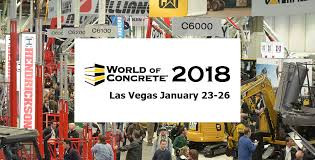 A-1 Concrete Leveling is Headed to World of Concrete 2018!