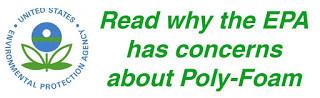 EPA Expresses Health Concerns About Spray Polyurethane Foam