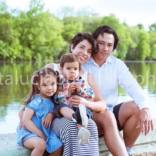 Camila, Sebastian, Isabella y Andrés