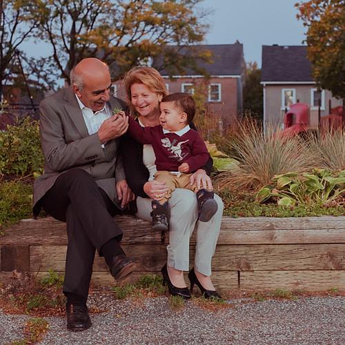Daniel & Grand Parents