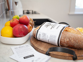 Complimentary Breakfast Hamper