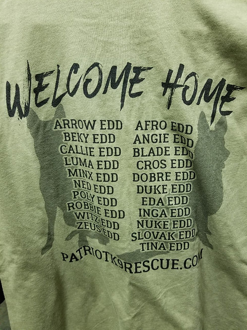 Welcome Home Unisex T