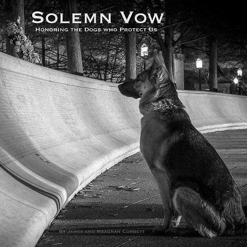 Solemn Vow Book