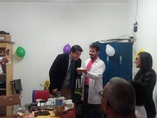 Feliz cumpleaños Profesor Juan