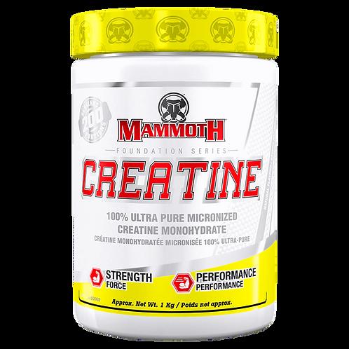 Mammoth Creatine