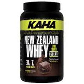 KAHA Nutrition New Zealand Whey Isolate